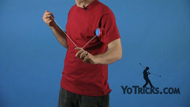 Pinwheel Yoyo Trick