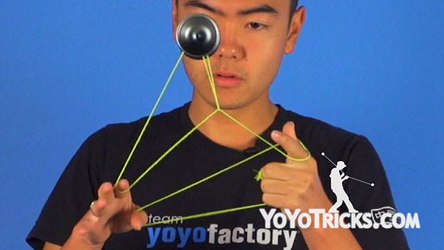 Porygon Yoyo Trick