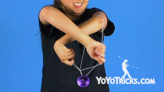 Quick Change Yoyo Trick