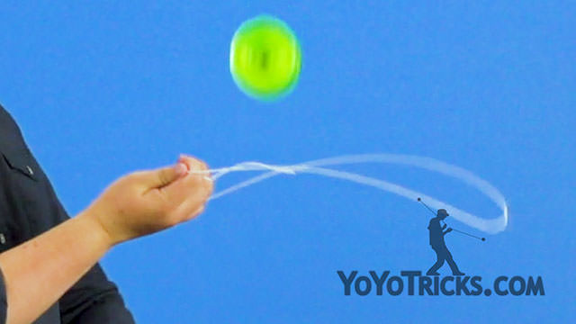 Quick Ring Yoyo Trick