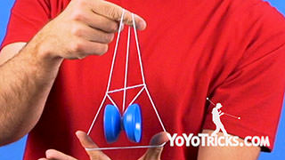 Rock the Baby on the Eiffel Tower Yoyo Trick
