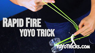 Rapid Fire Repeater Yoyo Trick