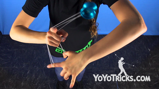 Rare Candy Yoyo Video