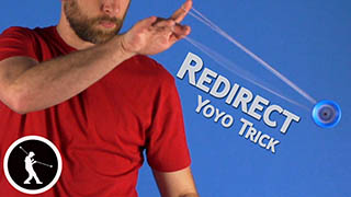 Redirect Intro – One-and-a-Half Redirect Yoyo Trick