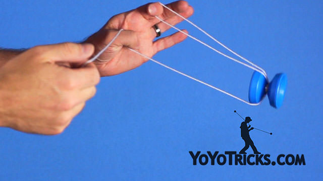 Rejection Introduction – Backhand Rejection Yoyo Trick