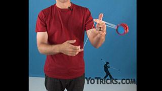 Reverse Flip Front-Mount Yoyo Trick