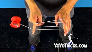 Rewind Yoyo Trick