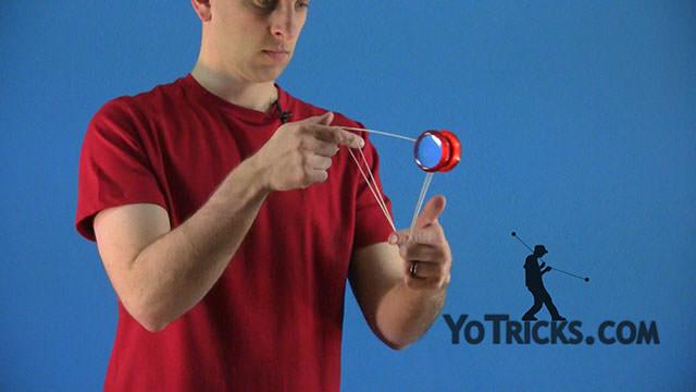 Ripcord Yoyo Trick