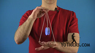 Rock the Baby Yoyo Trick