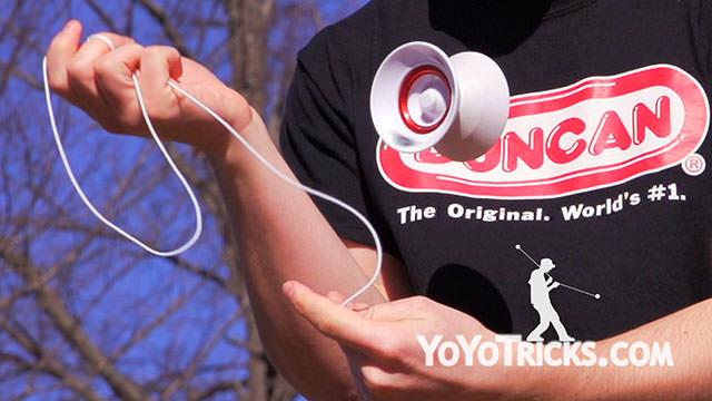 Offstring Yoyo Champion Zac Rubino – Windmaker Yoyo Trick