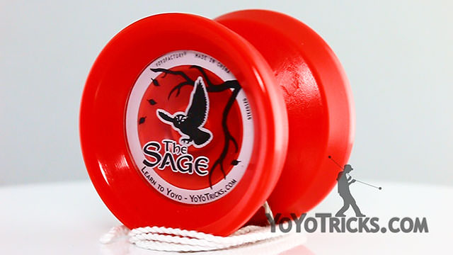 The Sage Yoyo: History, Unboxing, and Review Yoyo Video