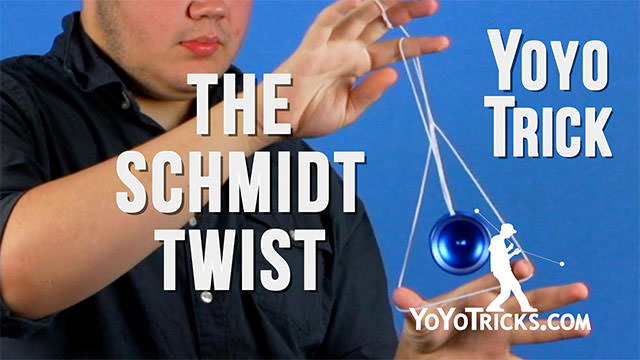 Yoyo tricks - Schmidt_Twist