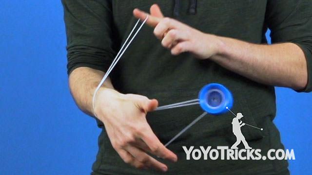 Serpentine Yoyo Trick
