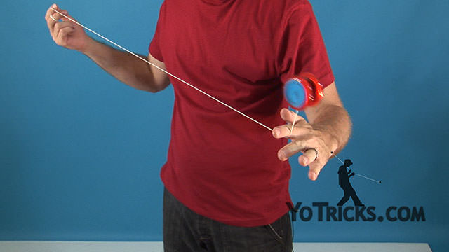 Side-Mount Corrections Yoyo Trick