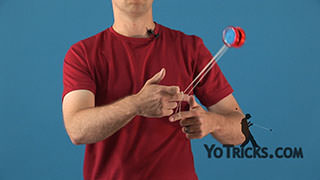 Side-Mount Flips Yoyo Trick