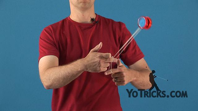 Side-Mount Flips Yoyo Trick