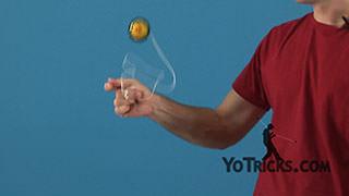 Snap Wind Yoyo Trick