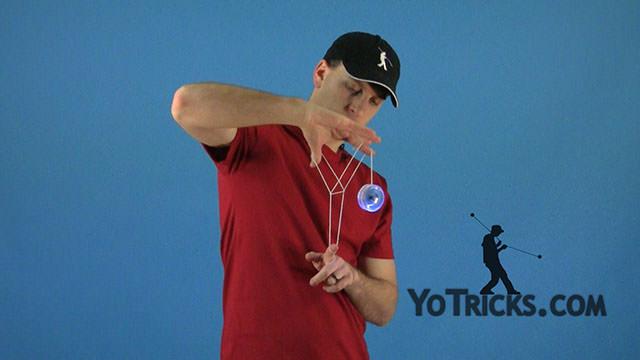 Spelling Yo Yoyo Trick