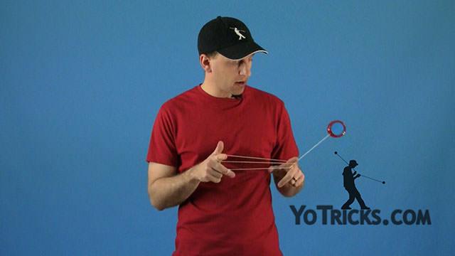 String Trick Terminology Yoyo Trick