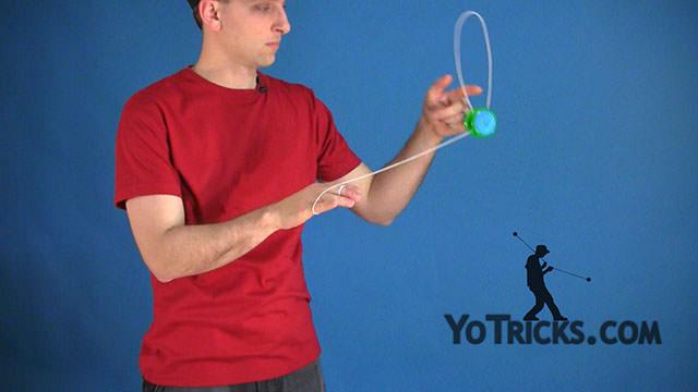 Suicide Yoyo Trick