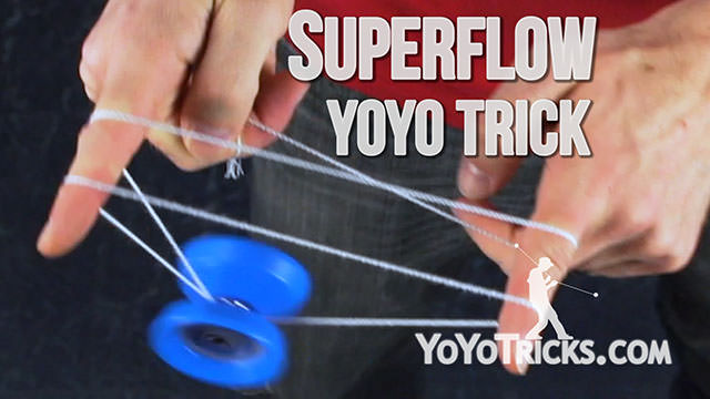 Superflow Yoyo Trick