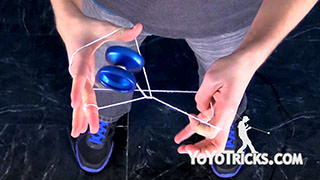 Superman Yoyo Trick