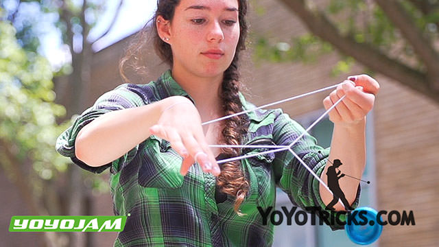 World Yoyo Champion – Tessa Piccillo Yoyo Trick