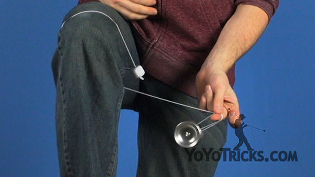 The Bee's Knees Yoyo Trick