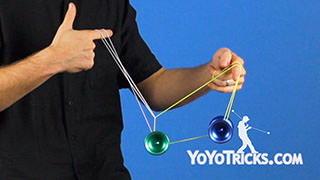 The Big Dipper Yoyo Trick