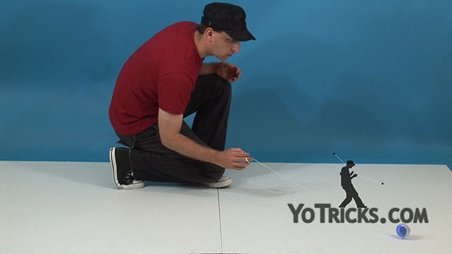 The Creeper Yoyo Trick