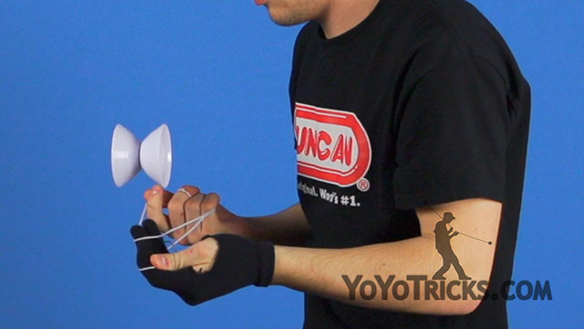 The Interloper Yoyo Video