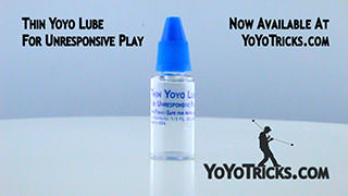Using Thin Yoyo Lube to Maintain Unresponsive Bearings
