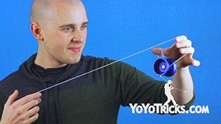 Titanium Chopsticks Yoyo Trick