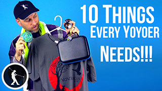 10 Things Every Yoyo Player Needs Yoyo Trick