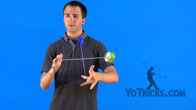 2A Two-Handed Yoyoing Introduction Yoyo Trick