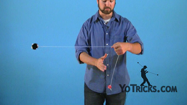 Umbrella Yoyo Trick
