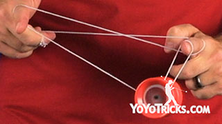 Under or Nothing Yoyo Trick