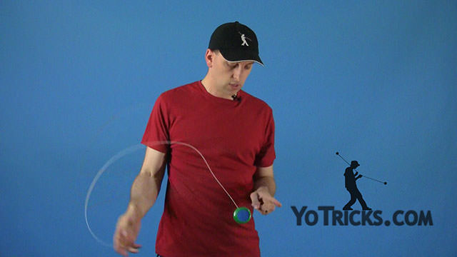 Unresponsive Yoyoing Introduction Yoyo Trick