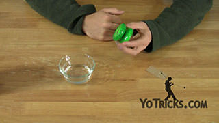 Unresponsive Luminator Mod Yoyo Trick