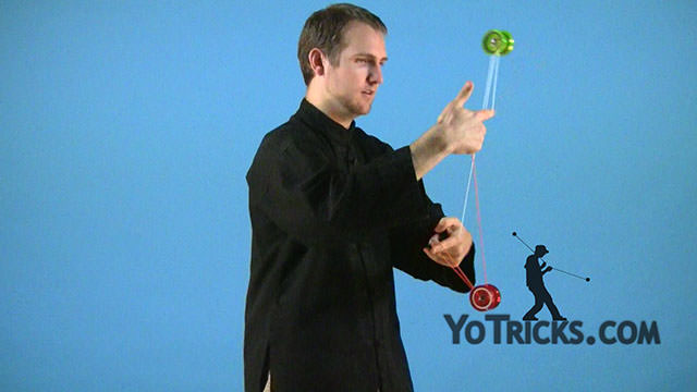 Velvet Rolls Yoyo Trick
