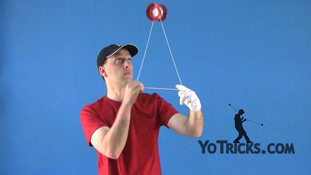 Vertical Boingy-Boing Yoyo Trick