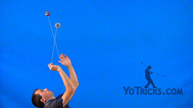 Vertical Punches Yoyo Trick