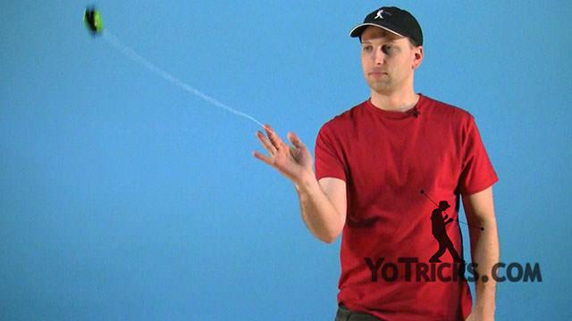 Warp Drive Yoyo Trick