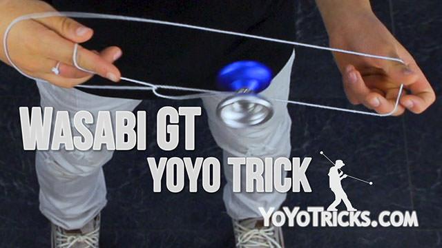 Wasabi GT Yoyo Trick