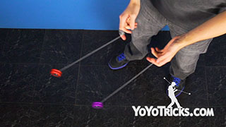 Windshield Wipers Yoyo Trick