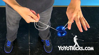 Yellow Airplanes AKA Kamikaze 2 Yoyo Trick