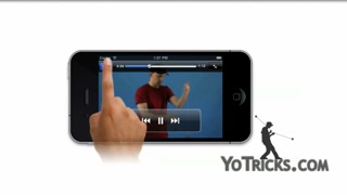 YoTricks.com App Demo Video Yoyo Trick