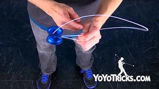 Yuuki Slack Yoyo Trick