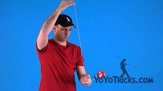 Zipper Yoyo Trick